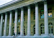 France, Paris, Bourse french stock exchange