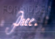 'Pace' typography, purples, blurry, montage