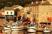 Centuri in Cape Corse. Corsica Island. France