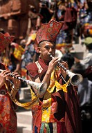 Hemis Gompa Festival. Ladakh, India
