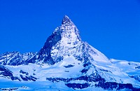 Matterhorn. Zermatt, Switzerland