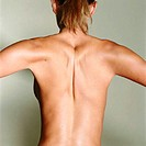 Female back