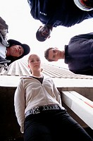 Group of teenagers (thumbnail)