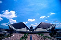 Shah Alam Stadium, Selangor, Malaysia