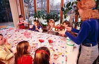 7th Birthday party