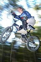 action, bicycle, bike, blurred, BMX, cycling, Dynamic, helmet, jump, man, sports, teenager, youngster
