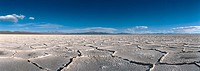 Salar Grande in Quebrada de Humahuaca. Jujuy, Argentina