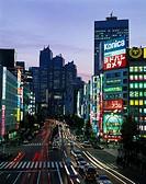 Japan, Tokyo, Shinjuku District