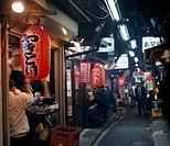 Japan, Tokyo, Shinuku, alley,