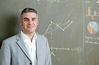 Classrooms, professor