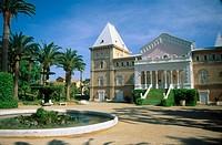 Parc Sama in Cambrils. Tarragona province. Catalonia. Spain