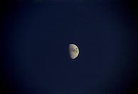 Geo. allg., Mond, Halbmond,