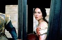 Film ´Die Bartholomäusnacht´ (´La Reine Margot´)  Regie: Patrice Chereau, D/F/I 1994, Szene mit  Isabelle Adjani als Königin Marguerite von Navarra   ...