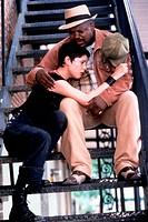 Film, ´Cookie´s Fortune´, USA 1999, Regie Robert Altman, Szene mit Liv Tyler & Charles S. Dutton,  ´cookies fortune´, 90er jahre, ganzfigur, trost, tr...