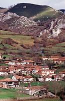 Orlé, Redes Natural Park. Asturias, Spain