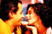 Film, ´Das kleine Buch der Liebe´ (Pequeno Dicionario Amoroso), Brasilien 1997, Regie Sandra Werneck, Szene mit Andrea Beltrao, Daniel Dantas,  komödi...