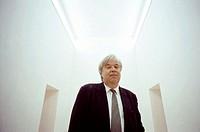 Gerhard Merz, German artist, 1997