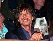 Mick Jagger, 2000