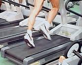Men, Gymnasium, Sportswear, Exercise