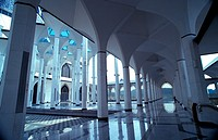 Sultan Salahuddin Mosque, Shah Alam, Selangor, Malaysia