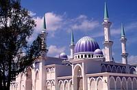 A mosque in Kuantan, Pahang, Malaysia