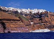 Santorini (Thira), Cyclades Islands, Greece