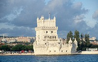 Belem Tower. Lisbon. Portugal