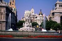 Calle de Alcala, Madrid