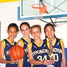 Girl´s Basketball Champions