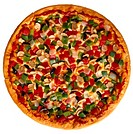 combination pizza