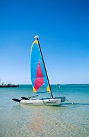 Catamarran in Florida