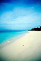 Pristine Beach, Nassau, Bahamas