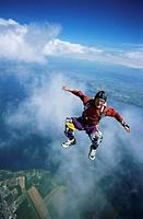 Senior Parachutist