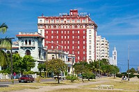Hotel Presidente in Havana's Vedado neighbourhood. Havana, Cuba