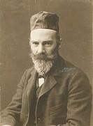 Portrait of Richard Mountain