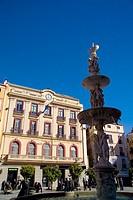 Malaga. Andalusia. Spain