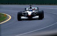McLaren, Mercedes F-1, Australia