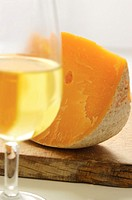 french cheese, mimolette vieille