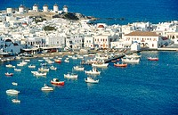 Mykonos. Cyclades. Greece.