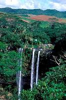 Waterfall, Mauritius