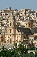 San Giorgio Church. Modica. Sicilia. Italy