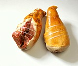 Two Hams, Proscuitto