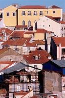 Alfama, Lisbon. Portugal