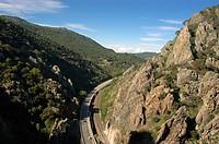 Despeñaperros. Jaén province, Spain