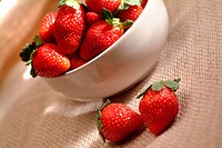 Food, fruit, strawberry
