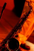 Music, saxophone