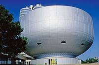 BMW company headquarters and museum. Bavaria. Germany