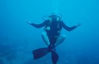 Unterwasseryogi