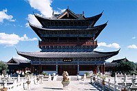 Asia, China, Dynasty, Family, Heritage, Holiday, Landmark, Lijiang, Mansion, Ming, Old town, Province, Tourism, Travel, Unesco,