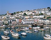Brixham, Devon, England, United Kingdom, Great Britain, Harbour, Holiday, Landmark, Tourism, Travel, Vacation, View,